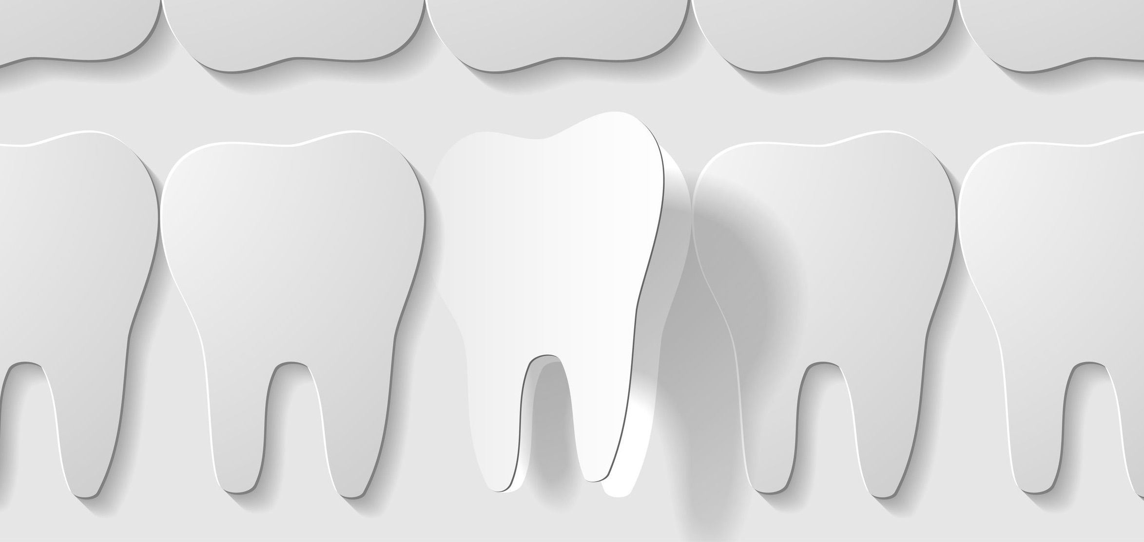 Zahn Kinderunfall klein