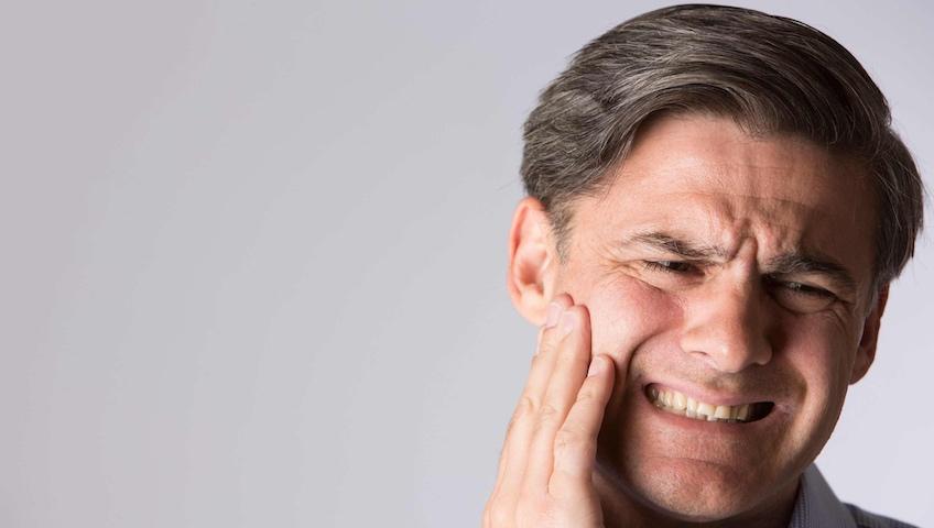 Zahnschmerzen Bild